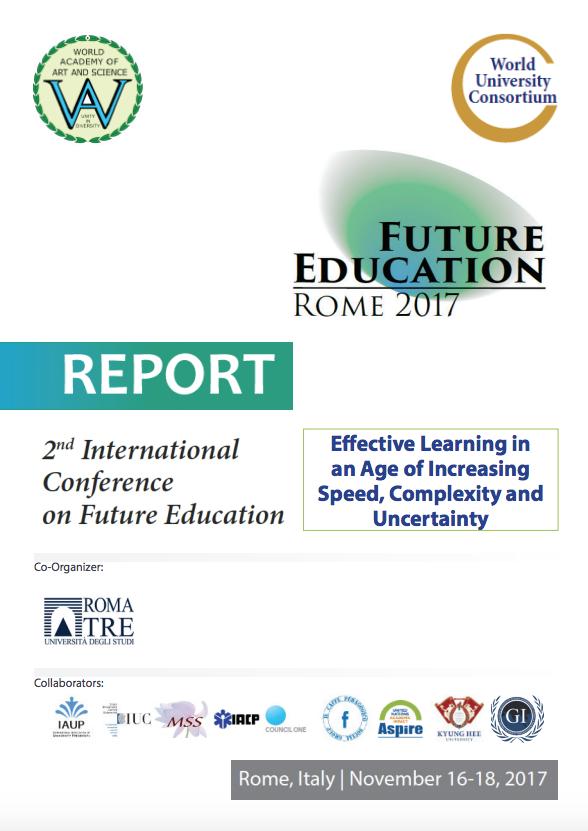 2nd International Conference on Future Education | World